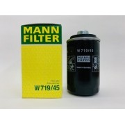 Filtro Óleo Passat CC 2.0 TSI Mann W719/45