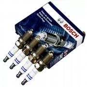 Jogo 4 Velas Ignição FR8DCX+ Pajero IO TR4 2.0 Lancer