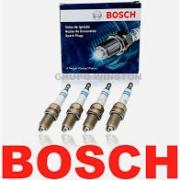 Jogo 4 Velas Ignição SP07 FR6D+ Bosch Idea Siena C3 Berlingo