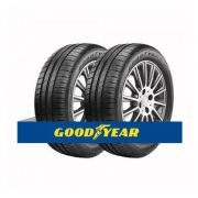 Kit 02 Pneus Goodyear Aro 15 Efficientgrip Performance 195/55 85H