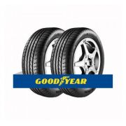Kit 2 Pneus Goodyear Efficient Grip Runonflat 255/40R18 95Y