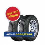 Kit 2 Pneus Goodyear Kelly Edge Touring 175/70R13 82T