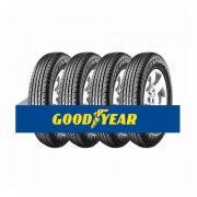 Kit 4 Pneus Goodyear Efficientgrip SUV 235/65R17 104V Freelander XC60