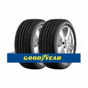 Kit com 2 Pneus Goodyear Aro 16 Efficient Grip (Runonflat) 205/55 91W