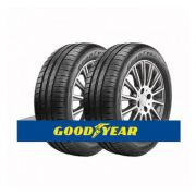 Kit com 2 Pneus Goodyear Aro 17 Efficient Grip Performance 215/45 91V