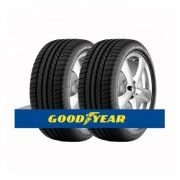 Kit com 2 Pneus Goodyear Aro 17 Efficient Grip (Runonflat) 205/50 89Y BMW Série 1