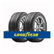 Kit com 2 Pneus Goodyear Aro 17 Excellence (Runonflat) 225/50 98W