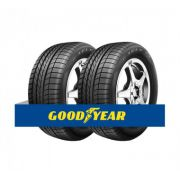 Kit com 2 Pneus Goodyear Aro 19 Eagle F1 Assymmetric 255/45 104Y