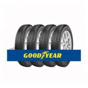Kit com 4 Pneus Goodyear Aro 14 Kelly Edge Sport 185/60 82H