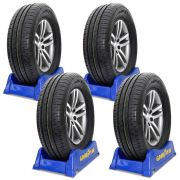 Kit com 4 Pneus Goodyear Aro 15 Efficient Grip Performance 185/65 88H