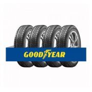 Kit com 4 Pneus Goodyear Aro 17 Excellence (Runonflat) 225/50 98W