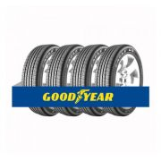 Kit com 4 Pneus Goodyear Aro 18 Eagle LS2 235/45 94V