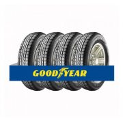 Kit com 4 Pneus Goodyear Aro 18 Wrangler HP All Weather 235/60 107V
