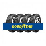 Kit com 4 Pneus Goodyear Aro 20  Eagle F1 Assymmetric 275/45