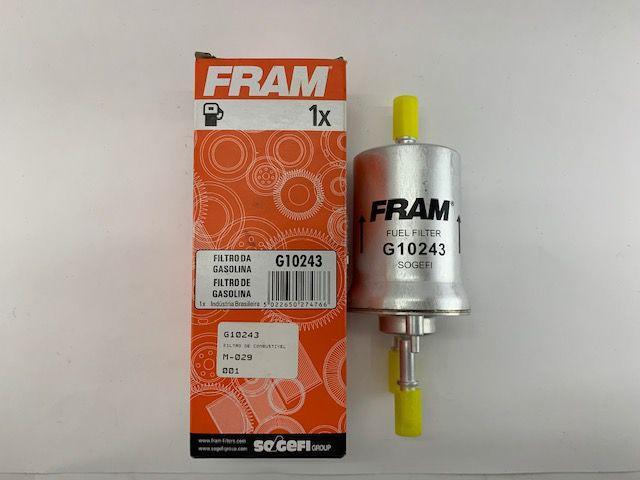 Filtro Combustível Jetta Novo Fusca 2.0 Tsi Fram G10243
