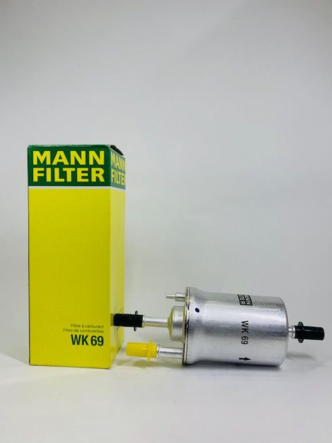 Filtro Combustível Jetta Novo Fusca 2.0 Tsi Mann WK69