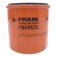 Filtro de Óleo Corolla Fielder 1.6 1.8 Gasolina Flex Fram PH4967A