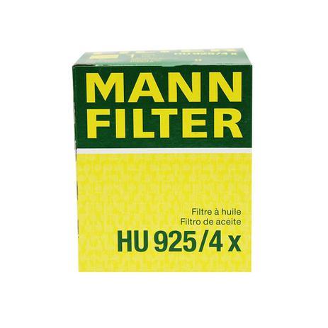 Filtro Óleo Bmw X3 3.0 E83 2004 a 2006 Mann HU925/4X