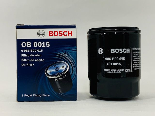 Filtro Óleo Bosch 0986B00015 Palio Siena Doblo 1.4