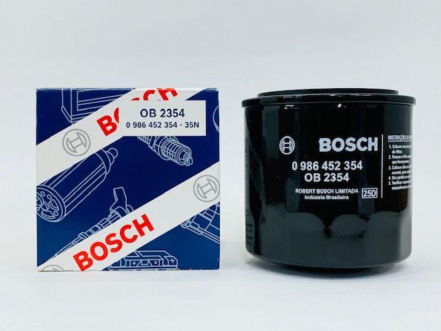 Filtro Óleo Bosch 0.986.452.354 Hyundai HB20 1.0/ 1.6/ I30