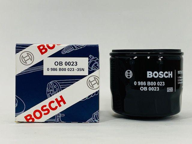 Filtro Óleo Clio Logan Sandero Kangoo Versa Bosch 0986B00023