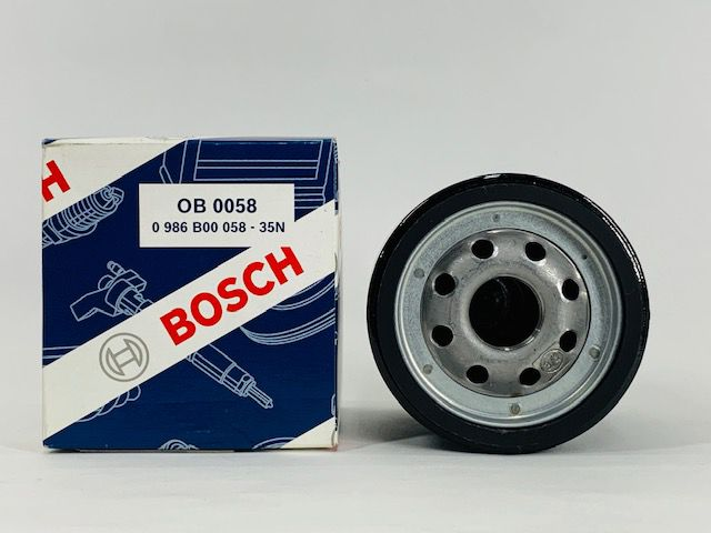 Filtro Óleo Corolla  1.6 1.8 até 2015 Bosch 0986B00058