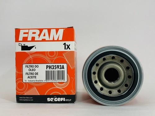 Filtro Óleo Explorer 2.3 e 4.0/ Mustang GT 5.0 V8 Fram PH8A