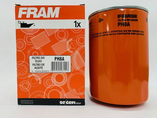 Filtro Óleo F1000 4.9 EFI/ F1000A Fram PH8A