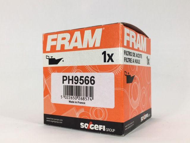 Filtro óleo Focus Fusion 2.0 Evoque Volvo XC60 Fram PH9566