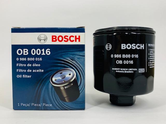 Filtro Óleo Fox 1.0 todos 2003 em diante Bosch OB0016