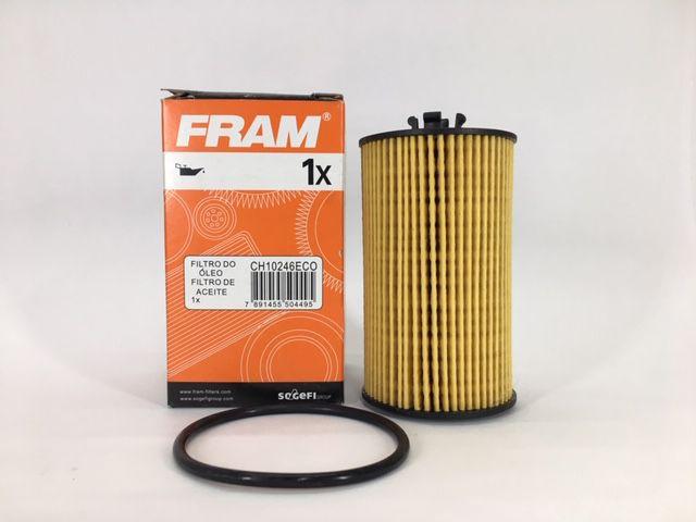 Filtro óleo FRAM CH10246ECO Chevrolet Cruze 1.8  Sonic 1.6