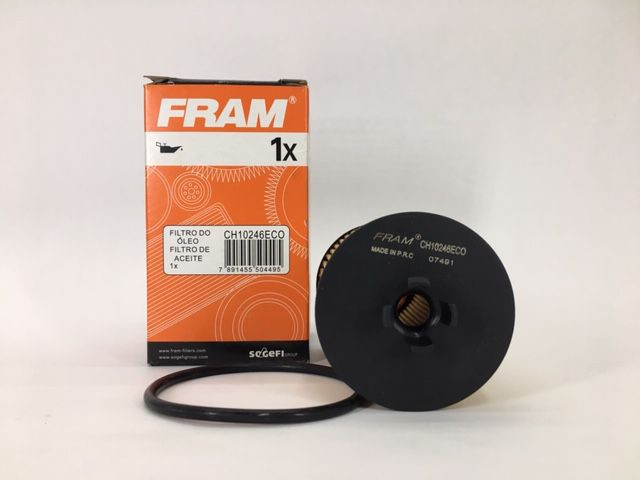 Filtro Óleo FRAM CH10246ECO Chevrolet  Tracker 1.8 16V