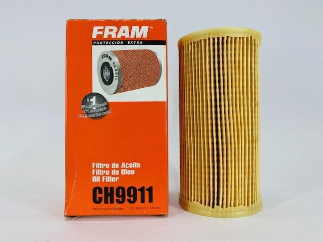 Filtro Óleo Fram CH9911 Audi A1 2.0 TFSI 2012 em diante