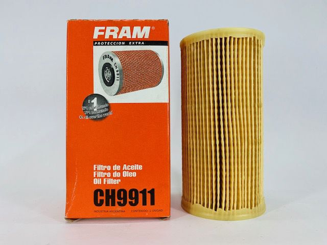 Filtro Óleo Fram CH9911 Audi Turbo A3 A4 TT 2.0 TT 2.5 TFSI