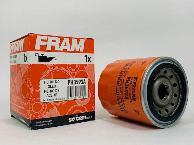 Filtro Óleo Fram PH3593A Kia Cerato 1.6