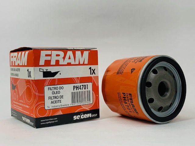 Filtro Óleo Fram PH4701 GM Omega Austr/ Blazer 1.8/ 2.0/ 2.2