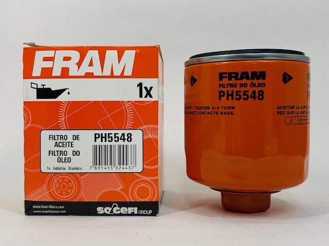 Filtro Óleo Gol 1.0 16V 1997 em diante Fram PH5548