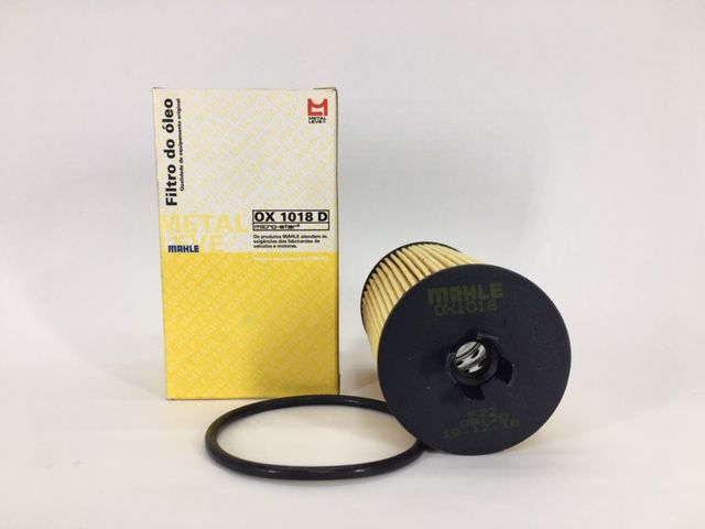 Filtro óleo MAHLE OX1018D  Chevrolet Tracker 1.8 16V