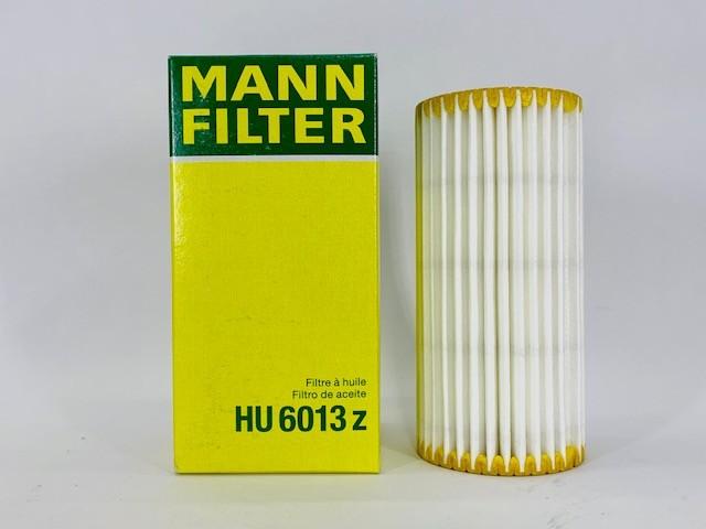 Filtro óleo MANN HU6013Z Jetta 2.0 TFSI/ Golf Ger.6 2.0 TFSI