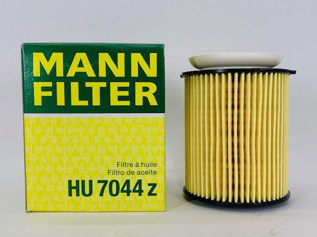 Filtro Óleo Mann HU7044Z Mercedes A200 CGI/ C200 CGI