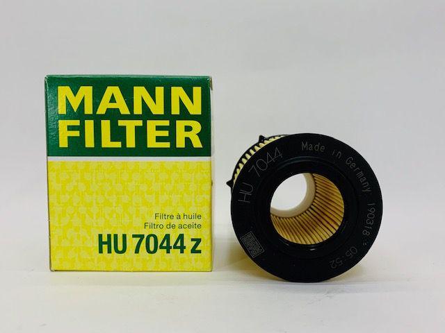 Filtro Óleo Mann HU7044Z Mercedes Turbo A200/C180/B200/E250