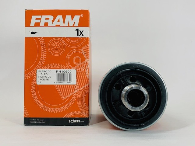 Filtro Óleo Novo Fusca 2.0 TSI Fram PH10600