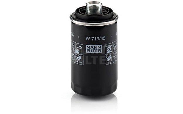 Filtro Óleo Novo Fusca 2.0 TSI Mann W719/45