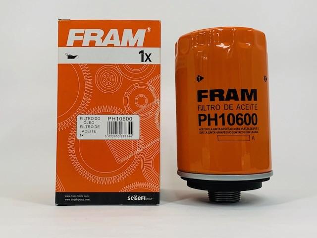 Filtro Óleo Passat 2.0 TSI 2007 em diante Fram PH10600