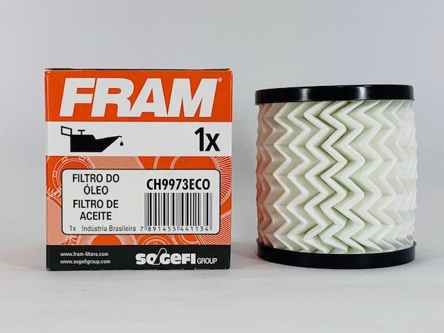 Filtro Óleo Peugeot 408 1.6 16V/ 408 2.0 16V Fram CH9973ECO