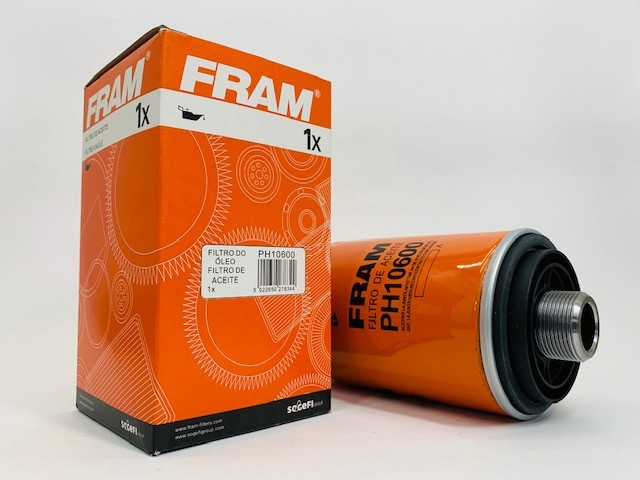 Filtro Óleo VW EOS 2.0 TFSI Fram PH10600