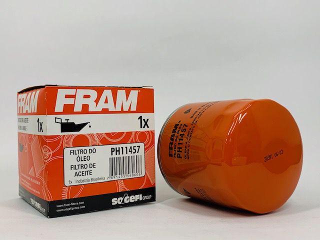 Filtro Óleo VW Fox 1.0 / Fox 1.6 16V  Fram PH11457
