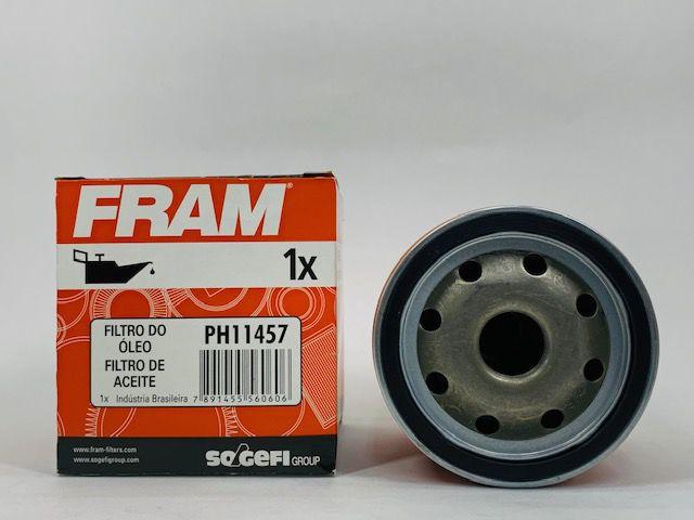 Filtro Óleo VW Golf 1.4 TSI/ Golf 1.6 16V Flex Fram PH11457