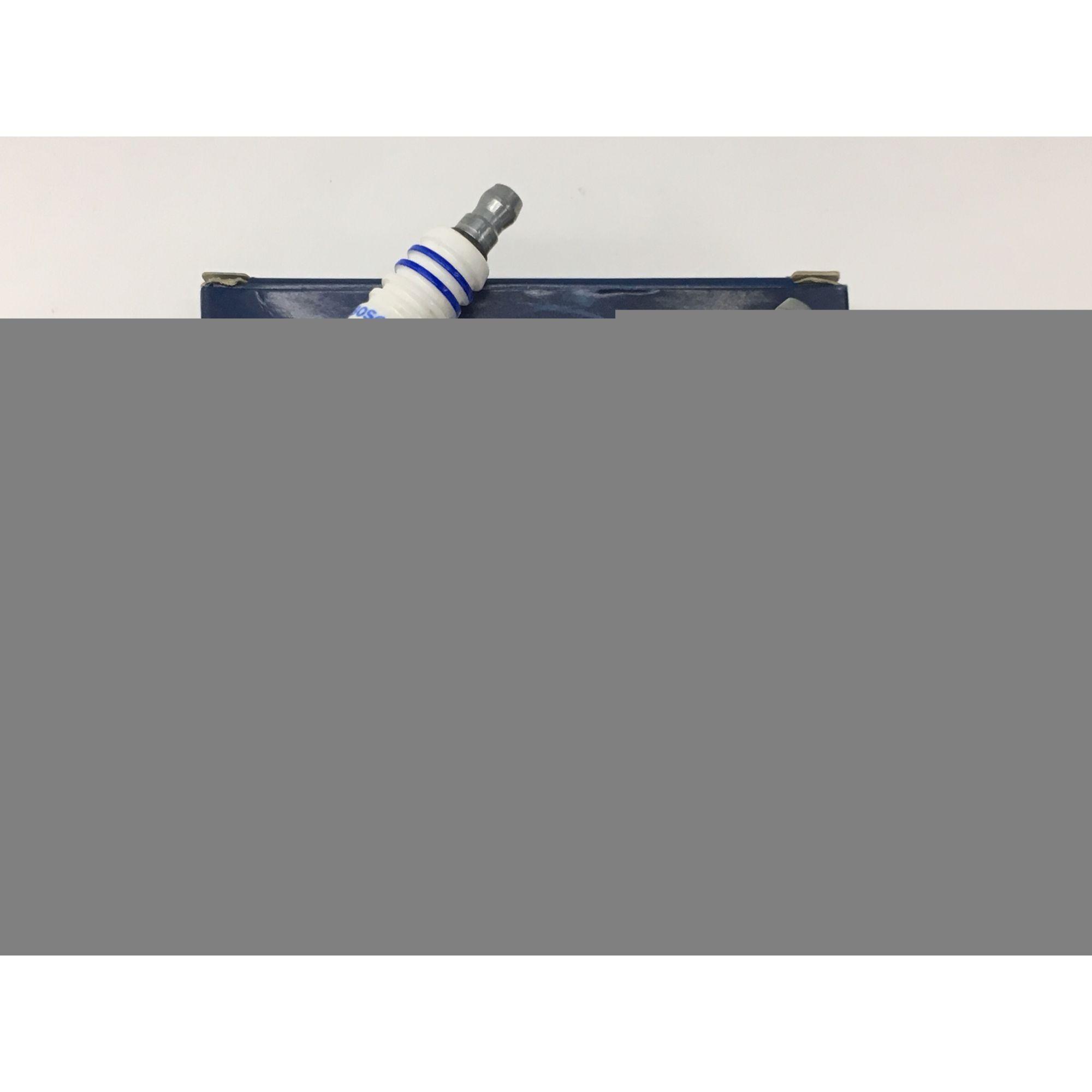 Jogo 4 Velas Ignição Bosch SP34 - WR6DC+ Parati / Saveiro