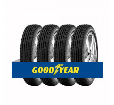 Kit 04 Pneus Goodyear Efficientgrip Runonflat 205/55R16 91W